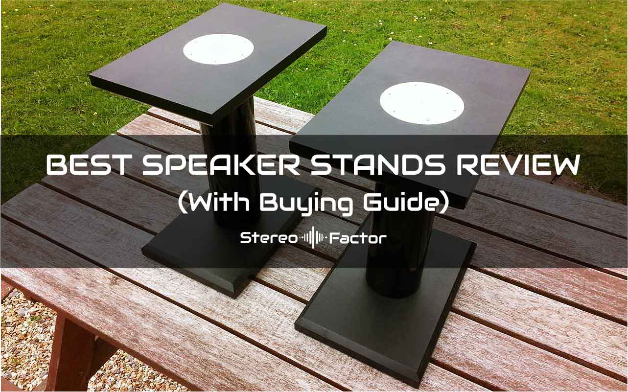 best speaker stands
