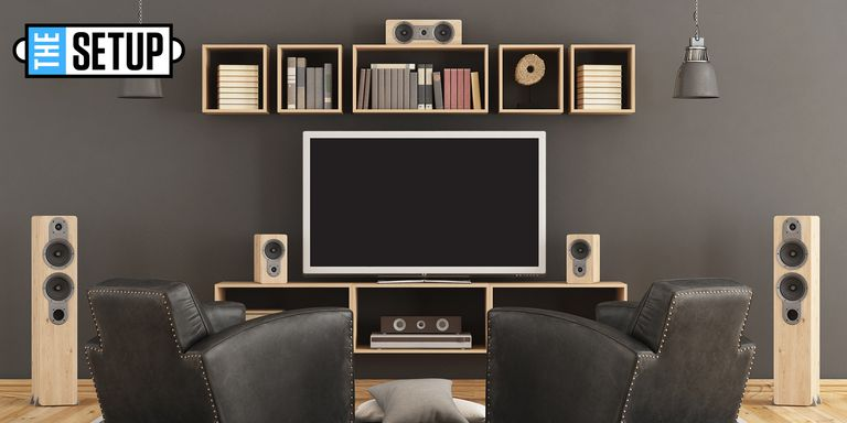 The Setup: Building a Great Home Entertainment System 1